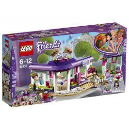 LEGO® Friends 41336 Emma a umelecká kaviareň