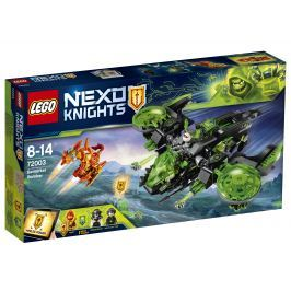 LEGO® NEXO KNIGHTS ™ 72003 Besniaci bombardér