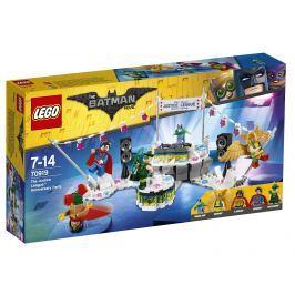 LEGO® Batman Movie 70919 Výročná oslava Ligy spravodlivých