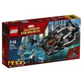 LEGO® Super Heroes 76100 Útok stíhačky Čierneho pantera