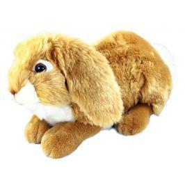 Rappa Plyšový králik ležiaci, 30 cm