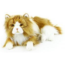 Rappa Plyšová mačka perzská ležiaca, 25 cm