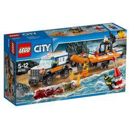 LEGO® City 60165 Coast Guard Vozidlo zásahovej jednotky 4x4