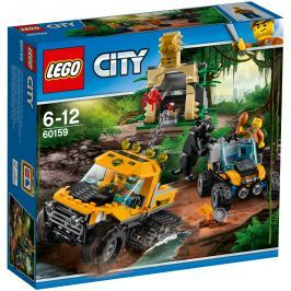 LEGO® City 60159 Jungle Explorers Obrnený transportér do džungle