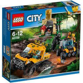 LEGO® City 60159 Jungle Explorers Obrnený transportér do džungle