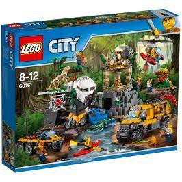 LEGO® City 60161 Jungle Explorers Prieskum oblasti v džungli
