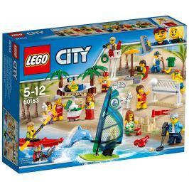 LEGO® City 60153 Town Súprava postáv - Zábava na pláži