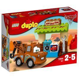 LEGO® DUPLO® 10856 Cars Burákova garáž