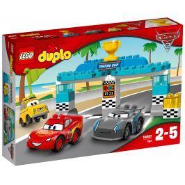 LEGO® DUPLO® 10857 Cars Závod o Zlatý piest