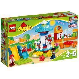 LEGO® DUPLO® 10841 Town Zábavná rodinná púť