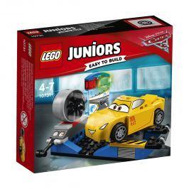 LEGO® Juniors 10731 Závodné simulátor Cruz Ramirezové