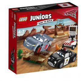 LEGO® Juniors 10742 Pretekársky okruh Willy 's Butte