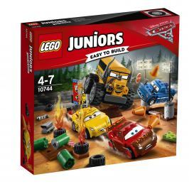 LEGO® Juniors 10744 Závod Thunder Hollow Crazy 8