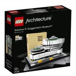 LEGO® Architecture 21035 Guggenheimove múzeum