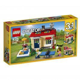 LEGO® Creator 31067 Modulárne prázdniny pri bazéne