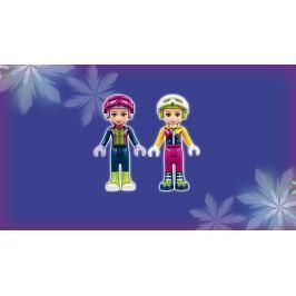 LEGO® Friends 41324 Lyžiarsky vlek v zimnom stredisku