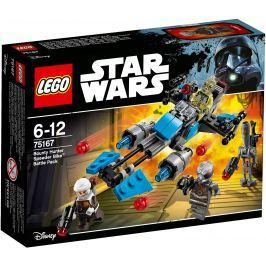 LEGO® Star Wars ™ 75167 Speederová motorka námezdného lovca