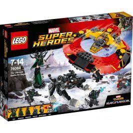 LEGO® Super Heroes Záverečná bitka o Asgard