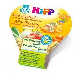 HiPP BIO Mini-Rigatoni so zeleninou v smotanovej omáčke 250g