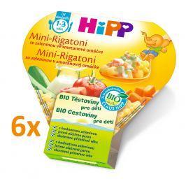 HiPP BIO Mini-Rigatoni so zeleninou v smotanovej omáčke 6x250g