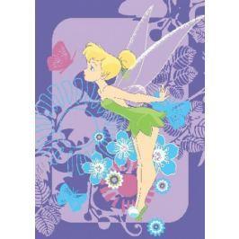 Carpet your life Detský koberec Fairy Tropical, 95x133 cm - fialový