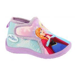 Disney by Arnetta Dievčenské papučky Frozen - fialové