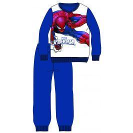 Disney by Arnetta Chlapčenské pyžamo Spiderman - tmavo modré