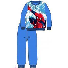 Disney by Arnetta Chlapčenské pyžamo Spiderman - modré