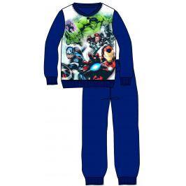Disney by Arnetta Chlapčenské pyžamo Avengers - tmavo modré