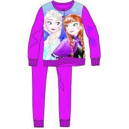 Disney by Arnetta Dievčenské pyžamo Frozen - ružové