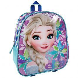 Disney Brand Detský predškolský batoh Frozen - Elsa