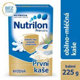 Nutrilon Mliečna kaša ryžová, 225g