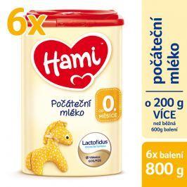 Hami 0+ 6 x 800g