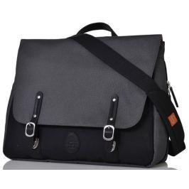 PacaPod Prescott prebaľovacia taška aj batoh, šedočierna