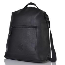 PacaPod Hartland prebaľovacia taška aj ruksak, čierna