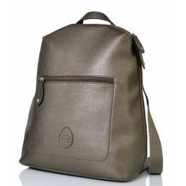 PacaPod Hartland prebaľovacia taška aj batoh, šedo strieborná