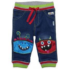 Gelati Chlapčenské nohavice Monster - farebné