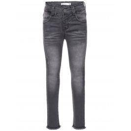 Name it Dievčenské džínsy - šedé