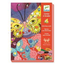 Djeco Prešívacie obrázky Elegantný karnevalové masky