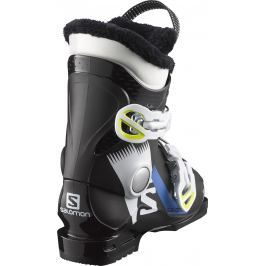 Salomon Team T2 Black / White / Ac. Green 20 (32.0)