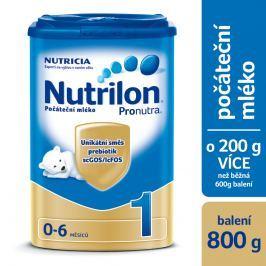 Nutrilon 1 počiatočné dojčenské mlieko Pronutra 800g