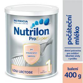 Nutrilon dojčenské mlieko 1 Low Lactose 400g