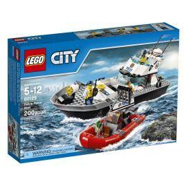LEGO® City 60129 Policajná hliadková loď