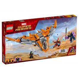 LEGO® Super Heroes 76107 Thanos: Posledná bitka