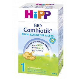 HiPP Počiatočné dojčenské mlieko HiPP 1 BIO Combiotik 4x600g