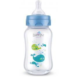 Bayby Dojčenská fľaša 250ml 0m +