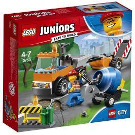 LEGO® Juniors 10750 Cestné opravárske vozidlo