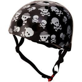 Kiddimoto Cyklistická prilba Skullz - veľkosť S