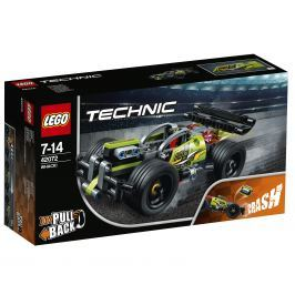 LEGO® Technic 42072 Zelený závodiak