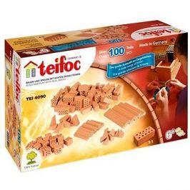 Teifoc Stavebnica Teifoc Tehličky 100 ks